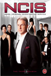 NCIS - Naval Criminal Investigative Service - Sesong 3 (DVD)