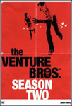 The Venture Bros. - Sesong 2 (DVD - SONE 1)