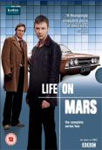 Life On Mars - Sesong 2 (UK-import) (DVD)