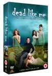 Dead Like Me - Sesong 2 (UK-import) (DVD)