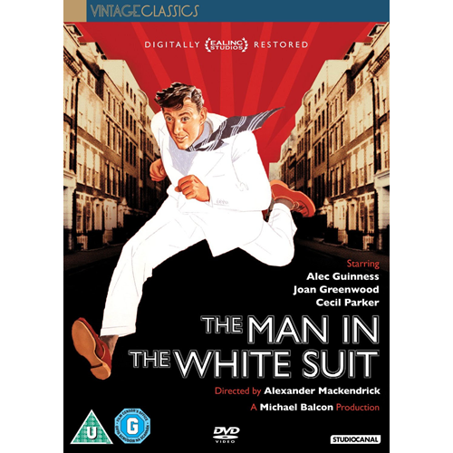 The Man In The White Suit (UK-import) (DVD)