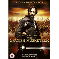 Alatriste - The Spanish Musketeer (UK-import) (DVD)