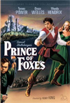Prince Of Foxes (DVD - SONE 1)