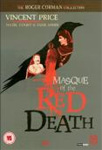 Masque Of The Red Death (UK-import) (DVD)