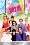 Beverly Hills 90210 - Sesong 2 (UK-import) (DVD)