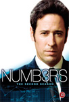 Numbers - Sesong 2 (DVD)
