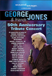 George Jones - 50th Anniversary Tribute Concert (2DVD+CD)