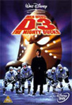 D3 - The Mighty Ducks (UK-import) (DVD)