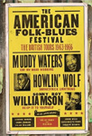American Folk-Blues Festival: The British Tours 1963-1966 Vol. 4 (DVD)