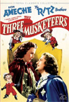 The Three Musketeers (1939) (DVD - SONE 1)