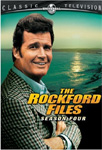The Rockford Files - Sesong 4 (DVD - SONE 1)