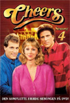 Cheers - Sesong 4 (DVD)