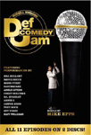 Def Comedy Jam - All 11 Episodes (DVD - SONE 1)