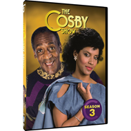 The Cosby Show - Sesong 3 (DVD - SONE 1)