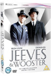Jeeves And Wooster - The Complete Series (UK-import) (DVD)