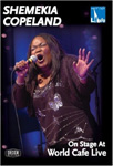 Shemekia Copeland - On Stage At World Cafe (DVD)