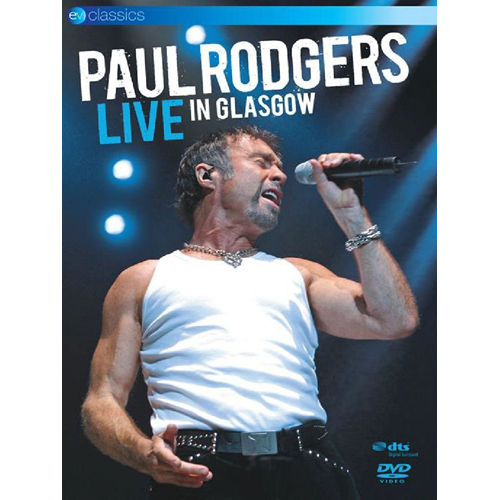 Paul Rodgers - Live In Glasgow (UK-import) (DVD)
