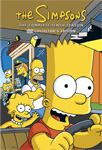 The Simpsons - Sesong 10 (UK-import) (DVD)