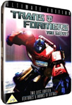 Transformers - The Movie - Ultimate Edition (UK-import) (DVD)