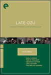 Late Ozu - Eclipse Series 3 (DVD - SONE 1)
