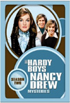 The Hardy Boys & Nancy Drew Mysteries - Sesong 2 (DVD - SONE 1)
