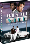Miami Vice - Sesong 3 (DVD)