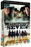 The Magnificent Seven - Sesong 1 (UK-import) (DVD)