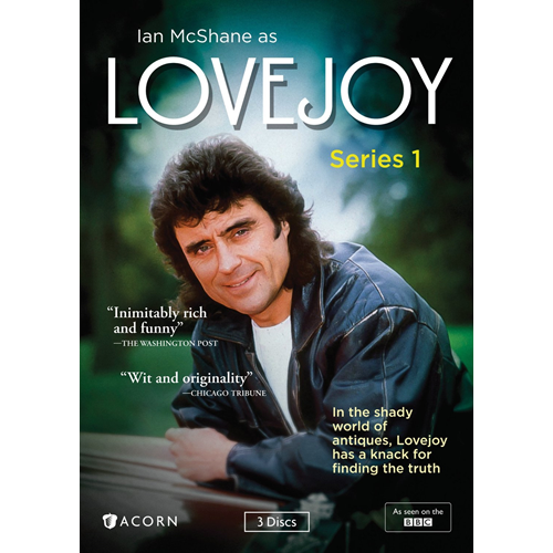 Lovejoy - Serie 1 (DVD - SONE 1)
