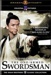 The One-Armed Swordsman (DVD - SONE 1)