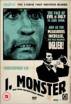 I, Monster (UK-import) (DVD)