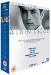 Alain Delon - Screen Icon (UK-import) (DVD)