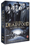 Deadwood - Sesong 3 (DVD)