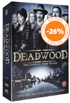 Produktbilde for Deadwood - Sesong 3 (DVD)