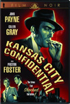 Kansas City Confidential (DVD - SONE 1)
