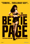 The Notorious Bettie Page (UK-import) (DVD)