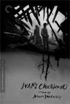 Ivans Barndom - Criterion Collection (DVD - SONE 1)