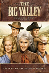 The Big Valley - Sesong 2 Del 1 (DVD - SONE 1)