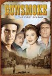 Produktbilde for Gunsmoke - Sesong 1 (DVD - SONE 1)