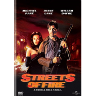 Streets Of Fire (DVD - SONE 1)