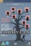 Kind Hearts And Coronets (UK-import) (DVD)