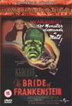 The Bride Of Frankenstein (UK-import) (DVD)