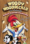 The Woody Woodpecker And Friends Classic Collection (DVD - SONE 1)