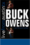 Buck Owens - Live From Austin, Tx, 1988 (DVD)