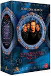 Stargate SG-1 - Sesong 1 (UK-import) (DVD)