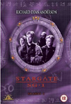 Stargate SG-1 - Sesong 3 (UK-import) (DVD)