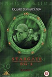 Stargate SG-1 - Sesong 5 (UK-import) (DVD)