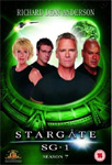 Stargate SG-1 - Sesong 7 (UK-import) (DVD)