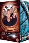 Stargate SG-1 - Sesong 8 (UK-import) (DVD)