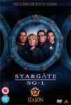 Stargate SG-1 - Sesong 9 (UK-import) (DVD)