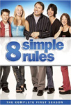 8 Simple Rules - Sesong 1 (DVD - SONE 1)